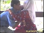 Hijabi girls boobs sucking outdoor