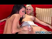 Spizoo - Jessica Jaymes &amp_ Sarah Vandella fuck each other, big boobs