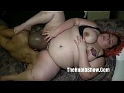 she loves the BBC mixed rican SBBW slam bammed by hooded fuck