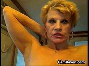 Naked Grandmother Teasing