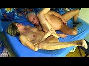 Andreas macht die Karin nass - da macht das Ficken doppelt Spaß_