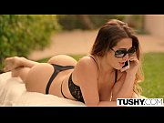 TUSHY Eva Lovia movie part 5 FIRST double penetration and big gapes