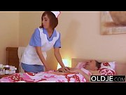 old young porn. grandpa fucks teen nurse she.