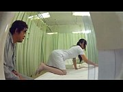nurse masturbates in restroom