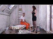Foot Fetish Dominatrix Tina Kay commands a Deep Hardcore Fuck
