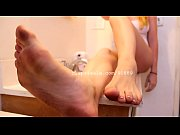 foot fetish - alicia feet video.