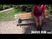 Public Pick Ups - Smoking Russian Swallows Cum starring  Kristina Miller