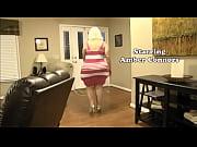 секс со связанной с кляпом во рту девушкой видео