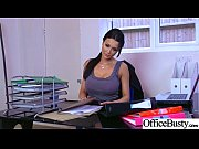 (patty michova) sexy big tits office girl love.