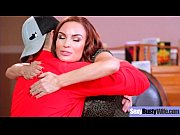 Banging On Camera A Naughty Busty Gorgeous Housewife (Diamond Foxxx) mov-09