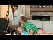 Stepmom Samantha caught her stepdaughter Ava fucking her BF
