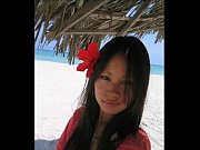 lucy liu lookalike teen in holidays