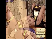 Tharja support Building (Fire Emblem Awakening)