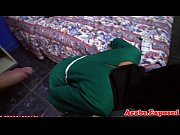 Seductive arabian babe rides a huge cock Thumbnail