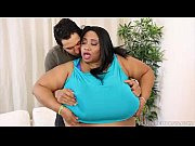 ebony ssbbw cotton candi slurps and sucks on.