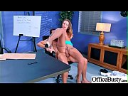 (Juelz Ventura) Office Sluty Busty Girl Love Intercorse clip-15