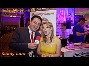 sunny lane gives a blowjob lesson for andrea diprè_