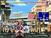 Athena XIII VS BridgetRP HENTAI mugen Thumbnail