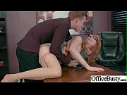 office big tits girl (lauren phillips) enjoy hardcore.