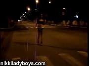 Nikki Ladyboys Street work