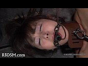 gagged hotty made to submit