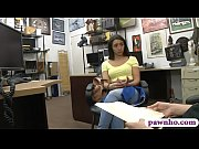 Pretty woman screwed by horny pawn man