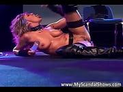 Hot Girl Sticks Dildo In Her Both Holes Thumbnail