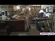 Customers wife fucked by nasty pawn man Thumbnail