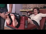 mature tickle soles