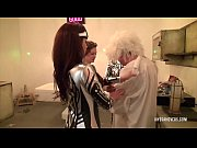 Ballbusting: android women (Nyssa Nevers, Emily Addison and Harrietta Buch) built only for sex castrated Dr. Andrestein (Andrea Dipre&#039_)! (preview)