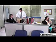 office slut girl with big tits perform intercorse vid-28