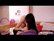домашняя порно массаж