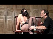 Amateur slave Jannas kinky fetish and bizarre machine fucking and pussy punished