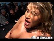 hot horny girl dildoing her wet.