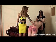 pleasure and pain - tough punishment from two.