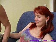 russian redhead mature white trash