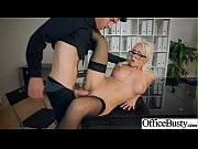 Busty Office Girl (Christina Shine) Get Hardcore Banged vid-16