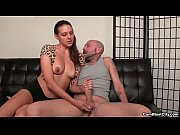cumblast-brunette sexbomb makes a cock explode