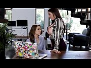 New intern caught on masturbation on her FIRST day! - Kimmy Granger&amp_Angela White