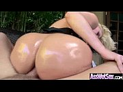 Big Butt Girl (alena croft) Get Oiled And Hard Deep Anal Nailed vid-03