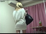 japanese teen slips off lingerie and upskirt from.