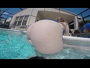 marcy diamond shaking big asses in pool whooty pawg