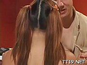 Ilmaiset eroottiset filmit hiusmallit pyöreät kasvot