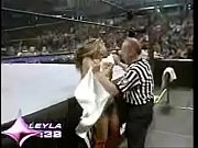 wwe raw july 4th 2005 - bikini boot.
