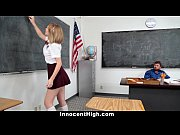 innocenthigh - teachers pet gets a.