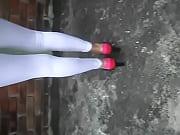 leggin y p@@@nty