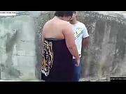 the tigress fucked on the street..