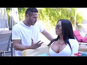 Fuckin HD-Big Titty luxury slut Sybil Stallone slammed hard by Danny Mountain