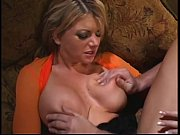 Busty Vicky Vette becomes passionate with white dick