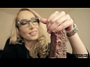 candy may - pov handjob with a big.